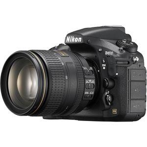 Nikon D810 FX-format Digital SLR with 24-120mm f/4G ED VR Lens for Sale for sale  Queens, NY
