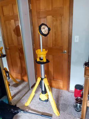 Dewalt power tool 20v light for Sale in Oregon City, OR