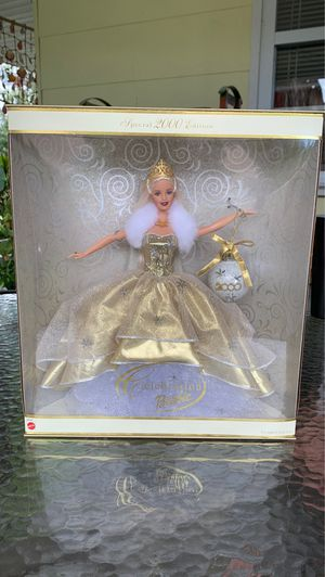 Special 2000 Edition Celebration Barbie for Sale in Gulfport, FL