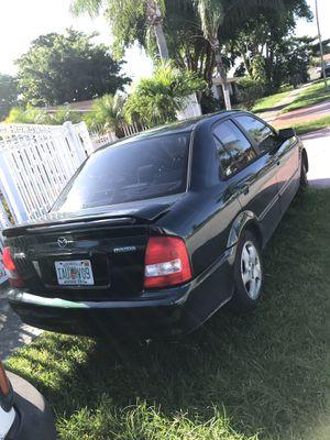 2001 Mazda Protege LX bodyshop special for Sale in Miami, FL