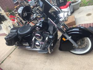 Kawasaki Drifter 2002 (Indian Chief Tribute) $5000 Firm for Sale in Pearland, TX