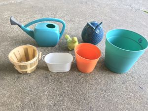 Garden Supplies- Set of 7 for Sale in Sanatoga, PA
