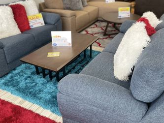 MENDOZA FABRIC SOFA AND LOVESEAT SET ON SALE! We Offer No Credit Needed Financing for Sale in Lakeland,  FL