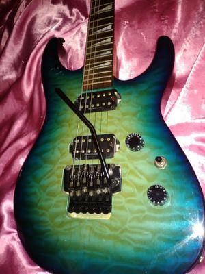1980s JAPAN Jackson pro all original parts guitar Floyd rose for Sale in Las Vegas, NV