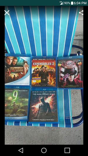 5 Blu-ray Movies for Sale in Nashville, TN