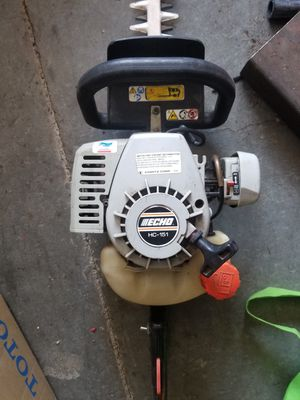 Hedge trimmer for Sale in Sacramento, CA