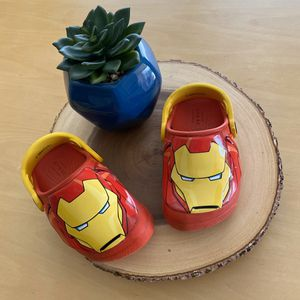Crocs: Kids' Crocs Fun Lab Ironman™ Lights Clogs for Sale in Brandon, MS