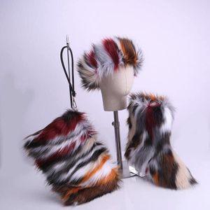 Faux Fox fur set. for Sale in Madison, AL