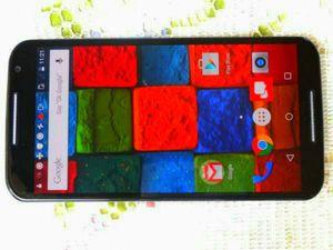 Motorola Moto X 2nd Gen Verizon/T-Mobile/MetroPCS/AT&T/Cricket Phone New Without Box Clear ESN for Sale in Glendale, AZ