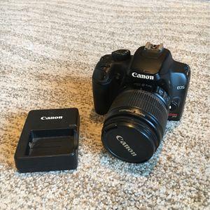 Canon Rebel Xs EOS for Sale in Encinitas, CA