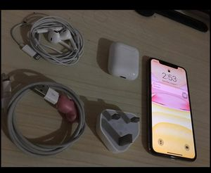 IPHONE X 64GB for Sale in White Hall, AR