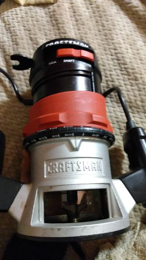 Craftsman router for Sale in Kennewick, WA