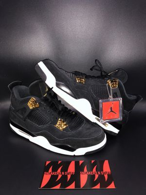 Air Jordan 4 Retro Royalty for Sale in Columbus 0b40f1881e3d8