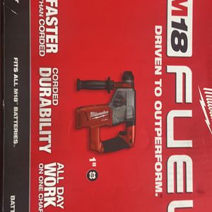 Milwaukee Nuevo Hammer Drill SDS Solo La Herramienta for Sale in Chicago, IL
