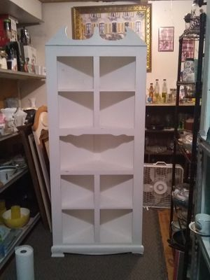 Wood corner shelf for Sale in Cleveland, OH