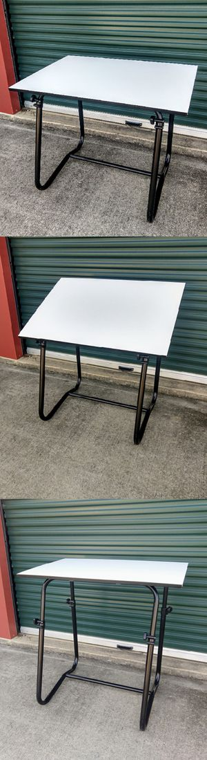 Adjustable Height Desk / Standing Desk / Drafting Table for Sale in Durham, NC