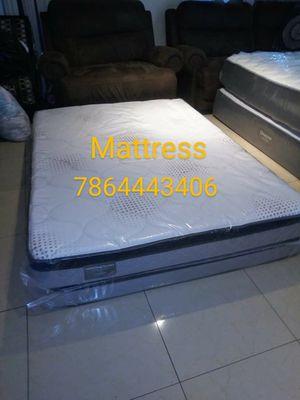 Mattress colchones for Sale in Miami Gardens, FL
