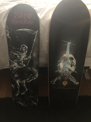 Brand new skateboard decks for Sale in Washington, DC