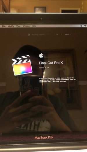 Final Cut Pro X (Download) for Sale in Los Angeles, CA