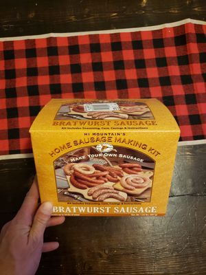 Sausage Making Kit, Bratwurst, New in Box for Sale in North Randall, OH