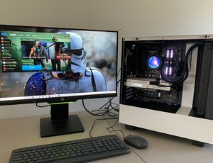 RTX 3070 gaming pc (Everything is included in the price)NO TRADE! for Sale in Phillips Ranch, CA