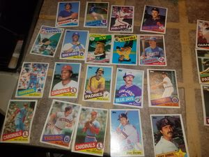 I have this very large baseball cards 45 to 50 plus I have mark McGwire upper deck collection plus magazine for Sale in Saint George, SC