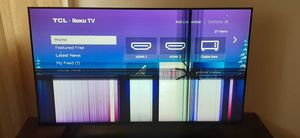 TCL roku tv smart tv for Sale in Fontana, CA