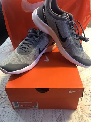 MENS NIKE FLEX SIZE 10 ONLY BRAND NEW ASKING $65 for Sale in Lynwood, CA