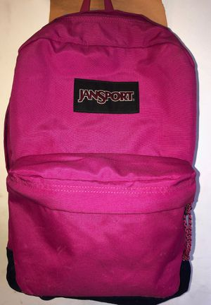 Cyber Pink Jansport Backpack for Sale in Carson, CA