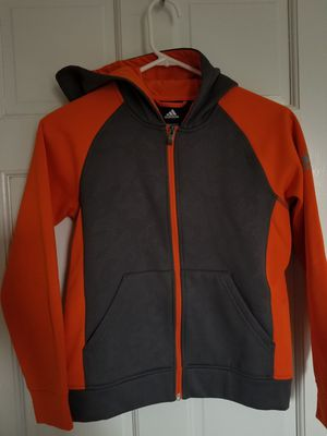 Adidas boys hoodie Size M (10/12,) for Sale in Manchester, MO