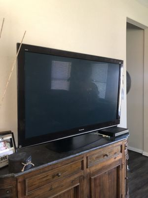 "Panasonic 55"" TV for Sale in SIENNA PLANT, TX"