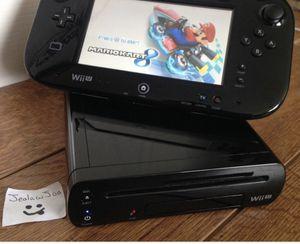 Nintendo Wii U Mario kart bundle +2 accounts for Sale in Hyattsville, MD