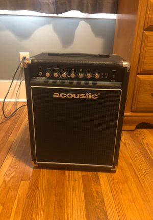 Acoustic amp for Sale in Ecorse, MI