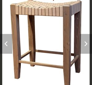 """World Menagerie Angelica 26"""" Bar Stool Bar Stool Finish: Ivory1079 for Sale in Reisterstown, MD"""