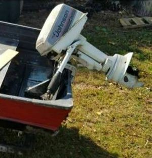 4hp Johnson outboard (2 stroke) for Sale in NJ, US