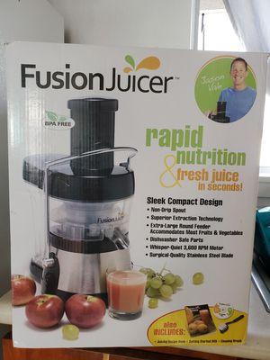 Fusion Juicer for Sale in Hilo, HI