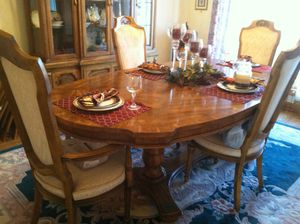 Dining Table & China Cabinet for Sale in Philippi, WV