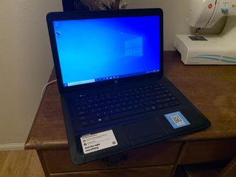 HP Notebook 2000, 240 GB SSD, Windows 10 for Sale in Escondido, CA