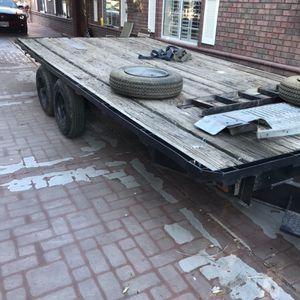 Flat Bed Trailer/car Hauler for Sale in Mesa, AZ