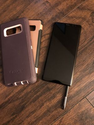 Unlocked Samsung Galaxy Note 9 for Sale in Toledo, OH