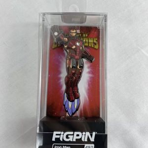 FiGPiN Marvel Contest Of Champions Iron Man #492 Walgreens Exclusive for Sale in Peoria, IL