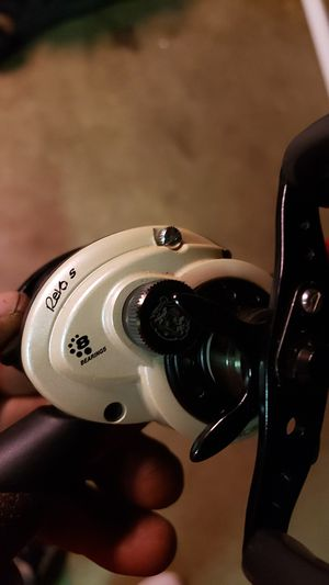 Revo s abu garia fishing reel for Sale in Shorewood, IL