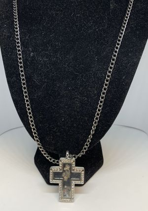 Floating charm cross for Sale in Springtown, TX