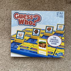 Board Game Guess Who for Sale in Beaverton,  OR