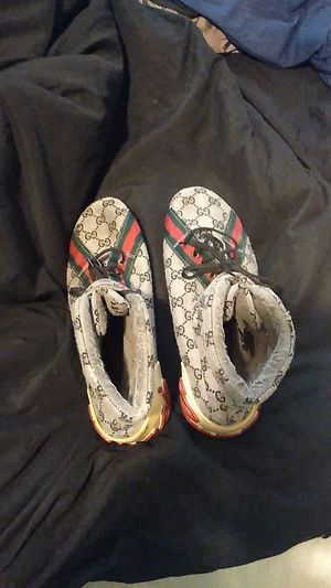 Gucci high top for low for Sale in Carol City, FL