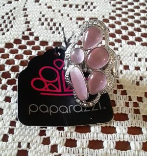 Paparazzi pink opal ring new $5.00 for Sale in Las Vegas, NV