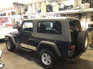2006 Jeep Wrangler LJ for Sale in New Milford, NJ