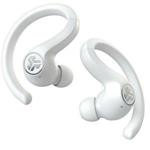 JLab Audio JBuds Air Sport True Wireless Bluetooth Earbuds + Charging Case - White for Sale in Westland, MI
