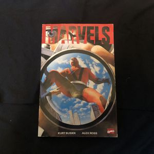 Marvels Comic Book Collection First Edition for Sale in Chandler, AZ