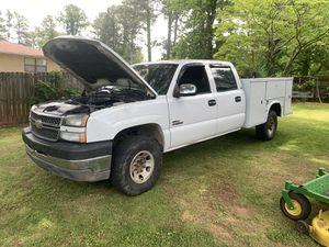 2005 Chevy Silverado 3500 for Sale in Grayson, GA
